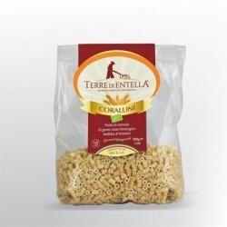 Corallini di grano duro biologico siciliano