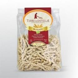 Busiate di grano duro biologico siciliano